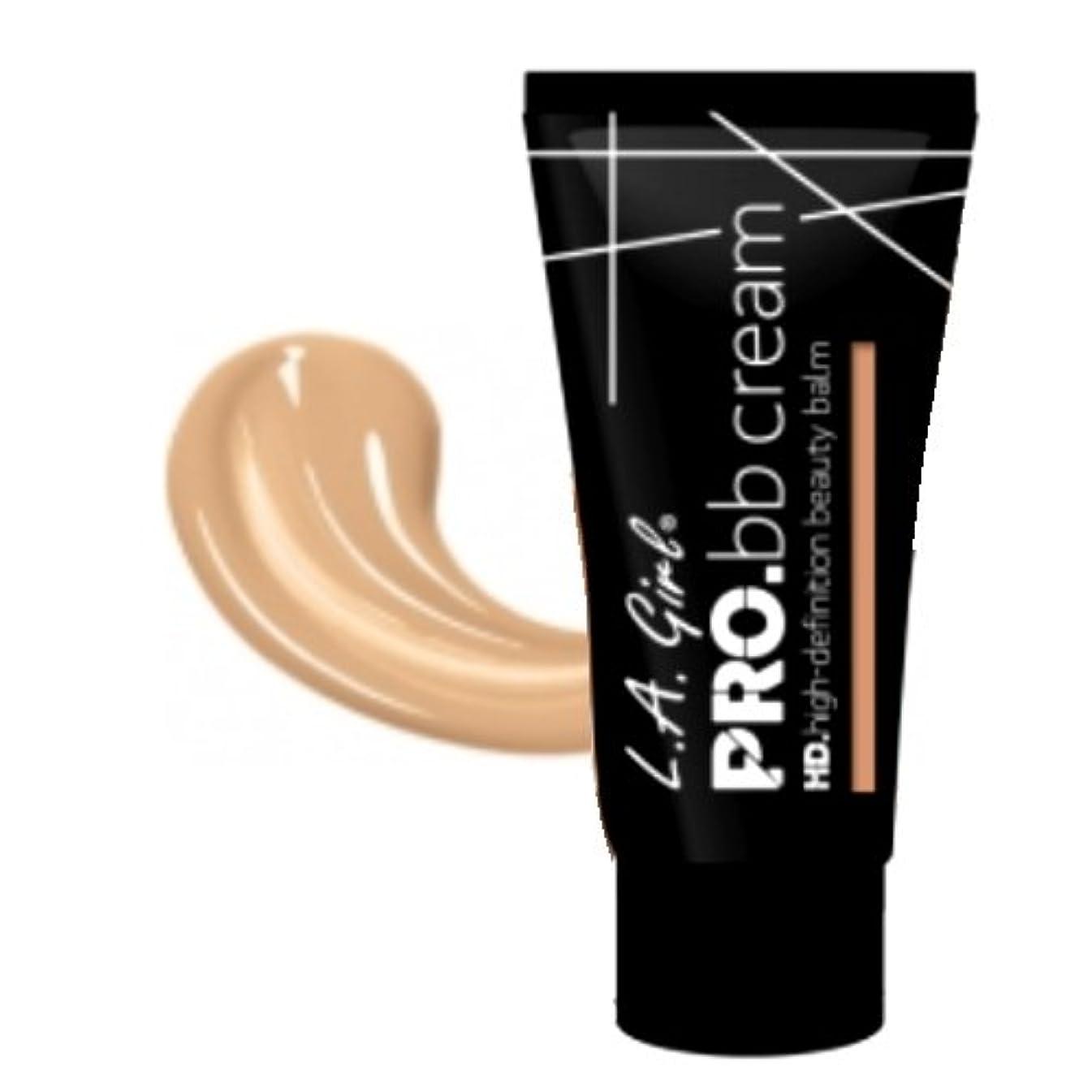 オープニングタール虹(6 Pack) LA GIRL HD Pro BB Cream - Fair (並行輸入品)