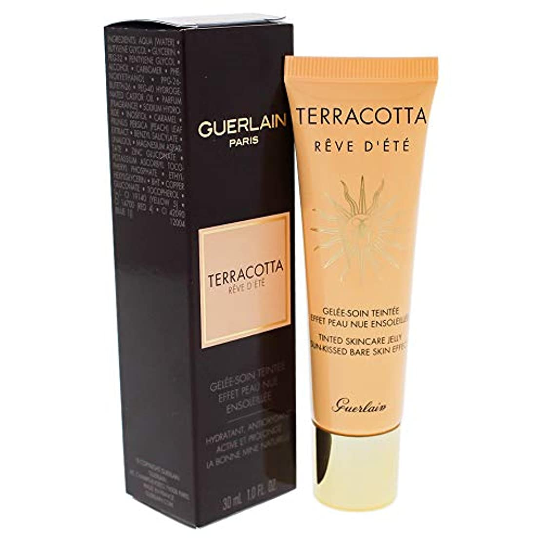 タオル衣類ピックゲラン Terracotta Reve D'ete Tinted Skincare Jelly - # Medium 30ml/1oz並行輸入品