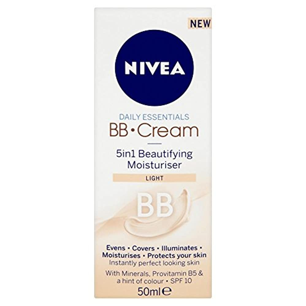 マナー楽観ダーベビルのテスNivea Visage BB Cream - Light (50ml) by Nivea