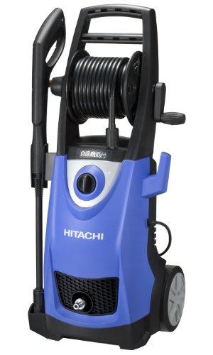 日立工機 家庭用高圧洗浄機 水道接続式 AC100V 1200W 10m高圧ホース付 自吸機能付 FAW110SB