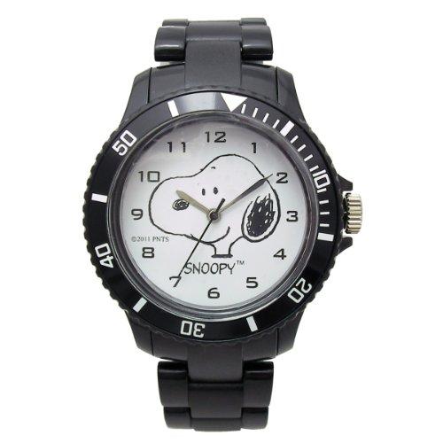 腕時計 トイウォッチ ブラック COD107 ボーイズ スヌーピー