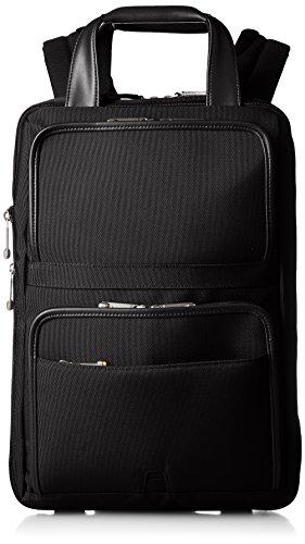 [エースジーン] ビジネスリュック EVL3.0 2WAY 42cm A4 PC・タブレット収納 セットアップ エキスパンダブル LEDライト搭載 59513 01 ブラック