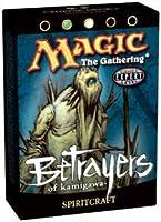 Magic the Gathering MTG Betrayers of Kamigawa Spiritcraft Theme Deck