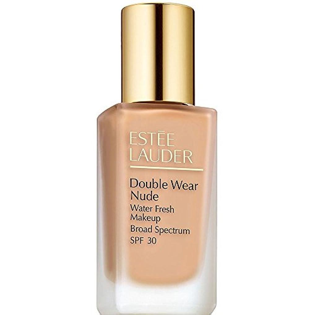 パワーオプション電気的エスティローダー Double Wear Nude Water Fresh Makeup SPF 30 - # 1N2 Ecru 30ml/1oz並行輸入品