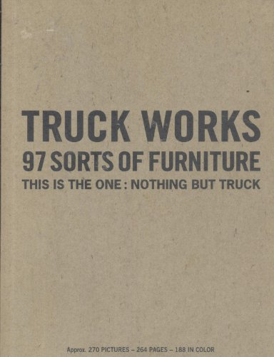 TRUCK WORKS (2) 97 SORTS OF FURNITURE