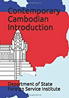 Contemporary Cambodian Introduction (Language)