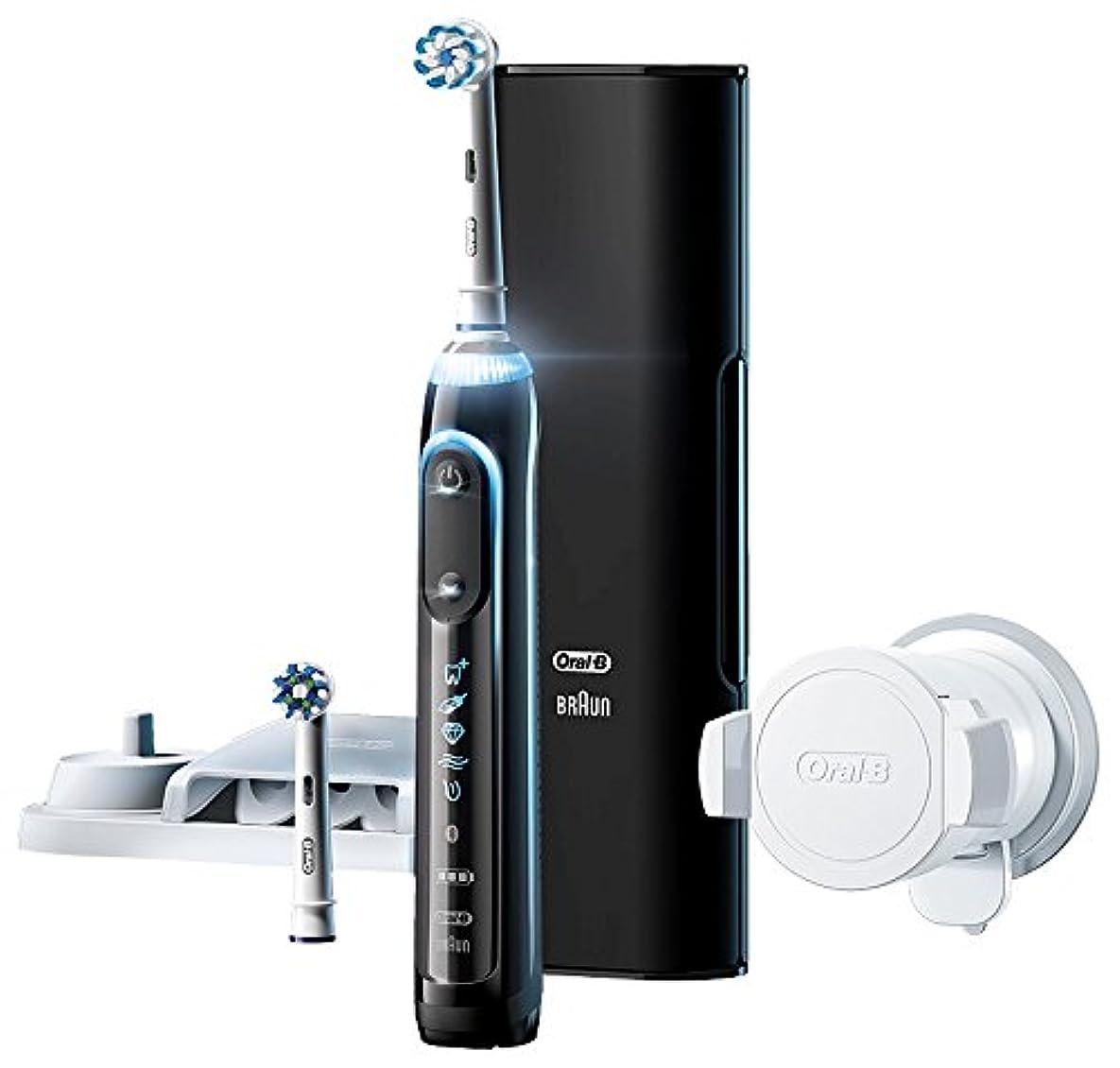 ベンチャー狂人アサーブラウン オーラルB 電動歯ブラシ ジーニアス9000 ブラック D7015256XCTBK
