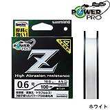 シマノ ライン パワープロ Z 200m PP-M62N ホワイト 1.0号