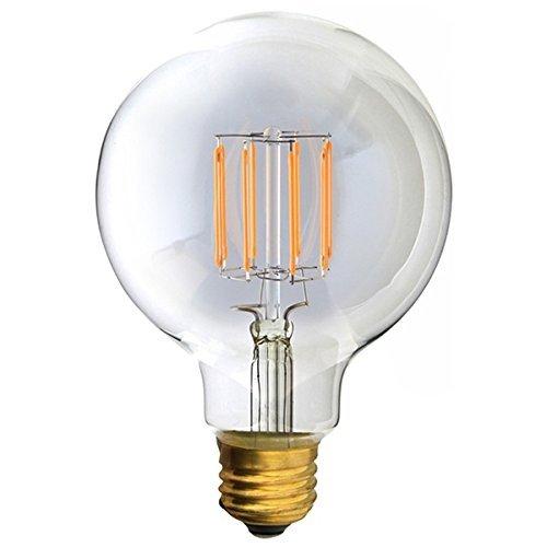 RoomClip商品情報 - ビートソニック LED電球 《Siphon》 ボール95形 30W相当 全光束400lm 暖系電球色 E26口金 調光器対応 LDF31A