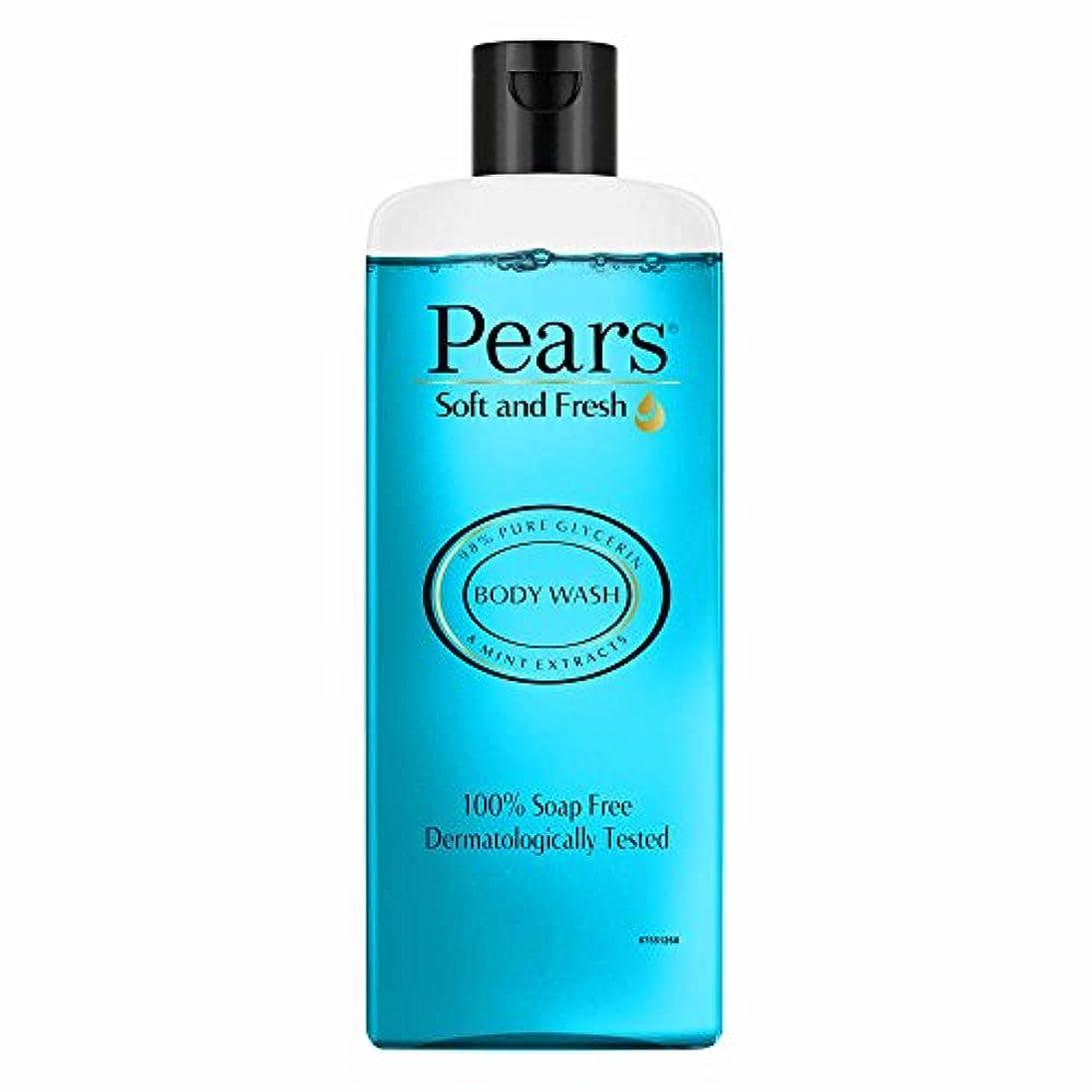 考案する起こる大惨事Pears Soft and Fresh Shower Gel, 250ml