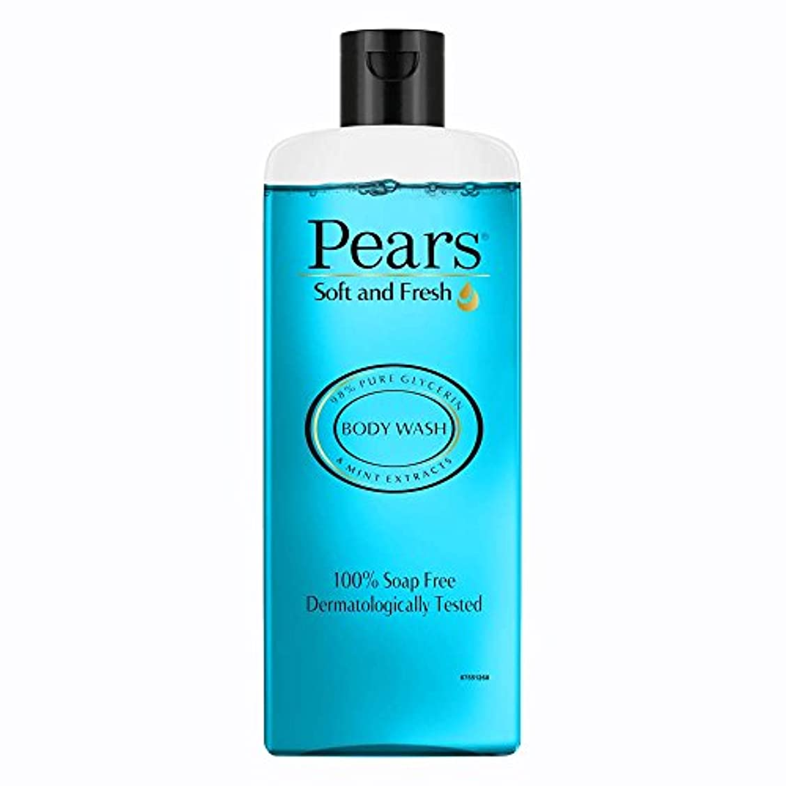 伝導率監督するあごPears Soft and Fresh Shower Gel, 250ml