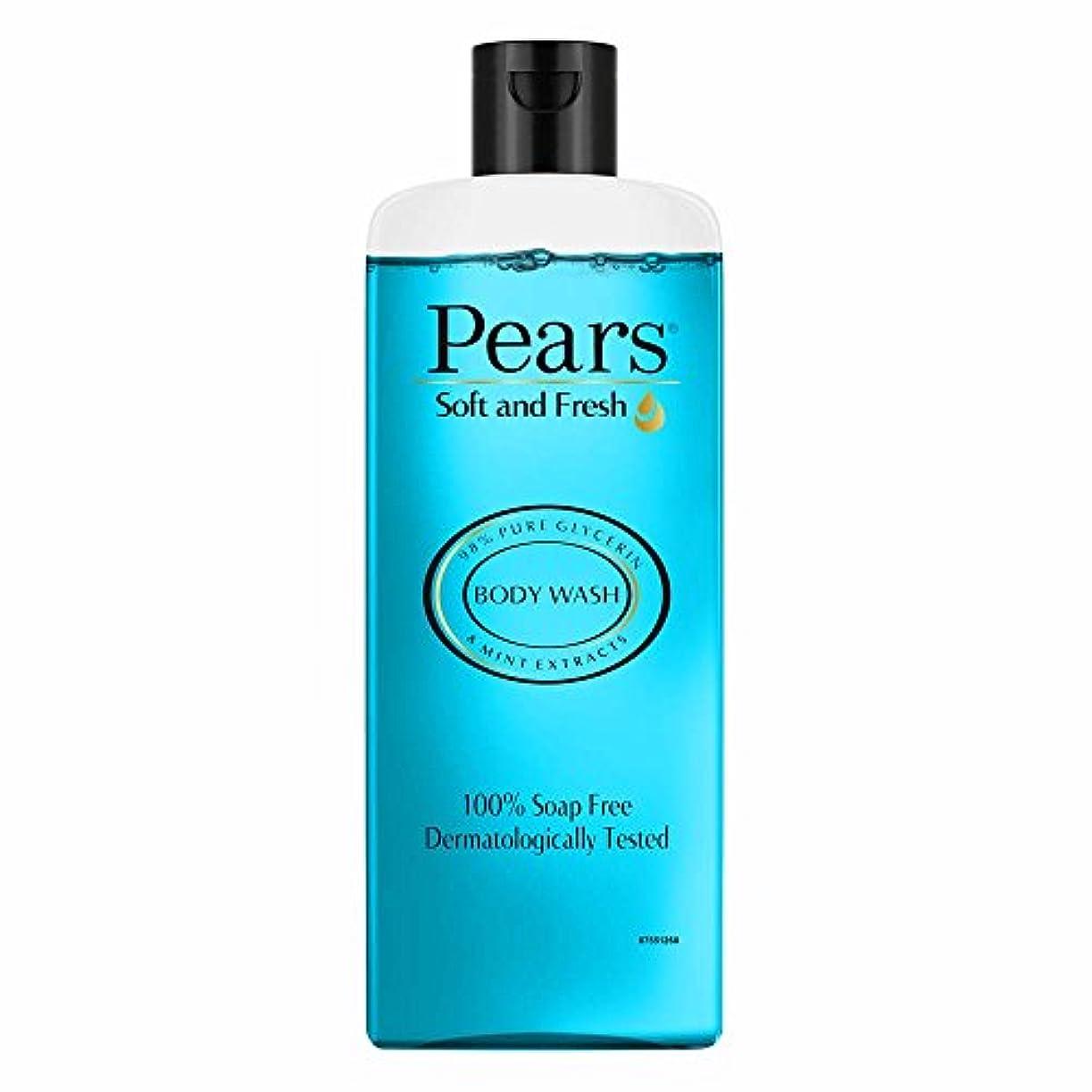 サイレント姉妹倍増Pears Soft and Fresh Shower Gel, 250ml