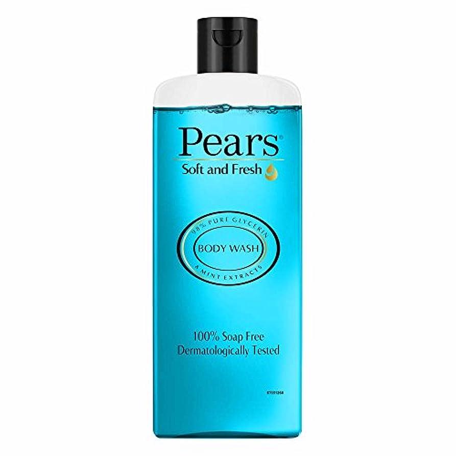 旧正月十一手段Pears Soft and Fresh Shower Gel, 250ml