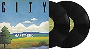 CITY ⁄ HAPPY END BEST ALBUM <45回転2LP> [Analog]