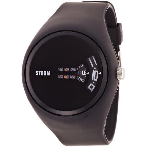 [ストーム]STORM 腕時計 REBEL Black 47062BK メンズ 【正規輸入品】