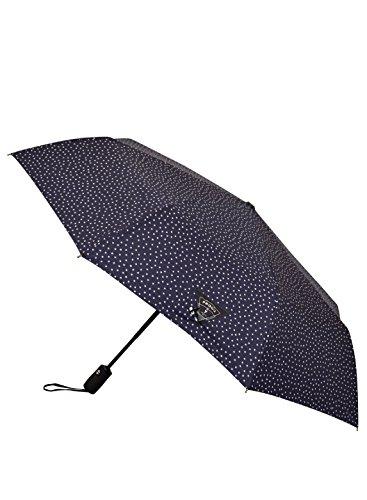 シービージャパン 折りたたみ傘(自動開閉) スターネイビー 94cm 紐で束ねる折りたたみ傘 FROGU