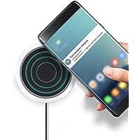 新品 iWALK ワイヤレス充電器 QI 充電器 wireless charger 置くだけで充電 スマホ スマートフォン iphonex iphone8 iPhone 8 Plus ワイヤレス 充電器 チャージャー Galaxy/Nexus / LG/XperiaなどのQi対応機種に充電