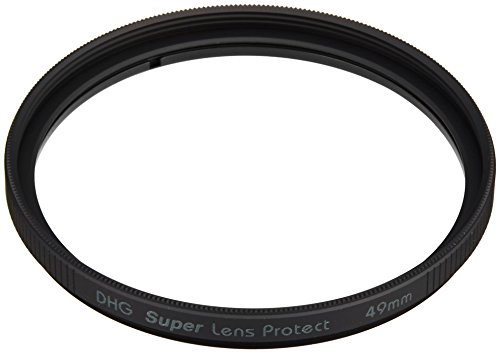 MARUMI  カメラ用 フィルター  DHGスーパーレンズプロテクト 49mm 保護用 ブラック 066068