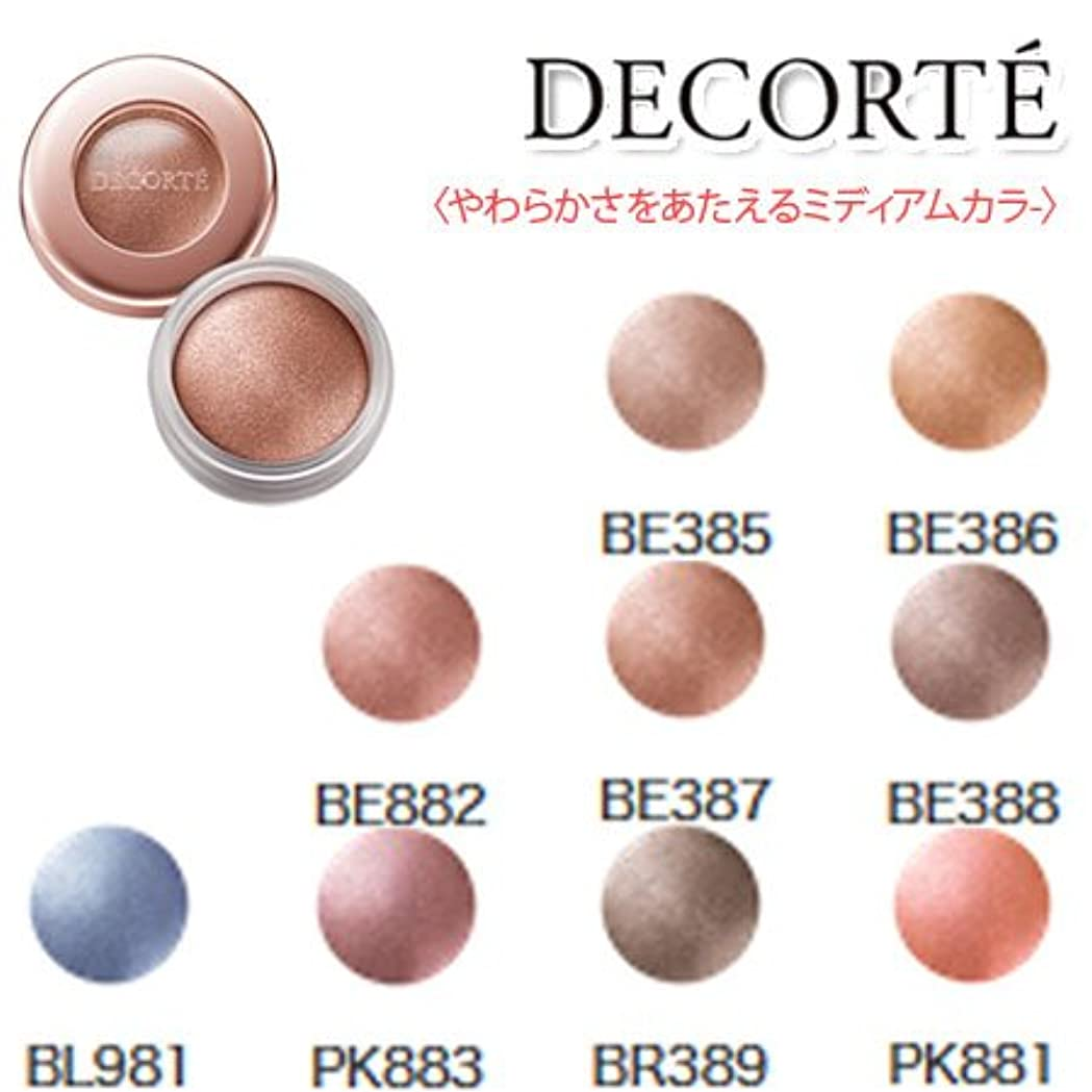 深さホラークレーターコスメデコルテ アイグロウ ジェム 〈ミディアムカラー〉 -COSME DECORTE- BE385