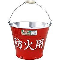 尾上製作所(萬年) 日本製トタン バケツ 防火用