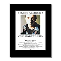 MARC ALMOND - The Stars We Are Mini Poster - 28.5x21cm