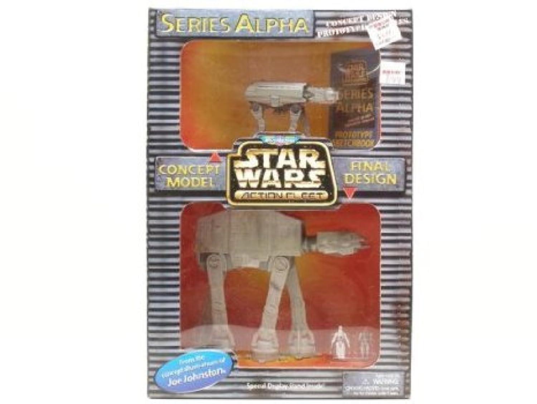 Star Wars (スターウォーズ) Micro Machines Action Fleet Series Alpha Imperial AT-AT(並行輸入)