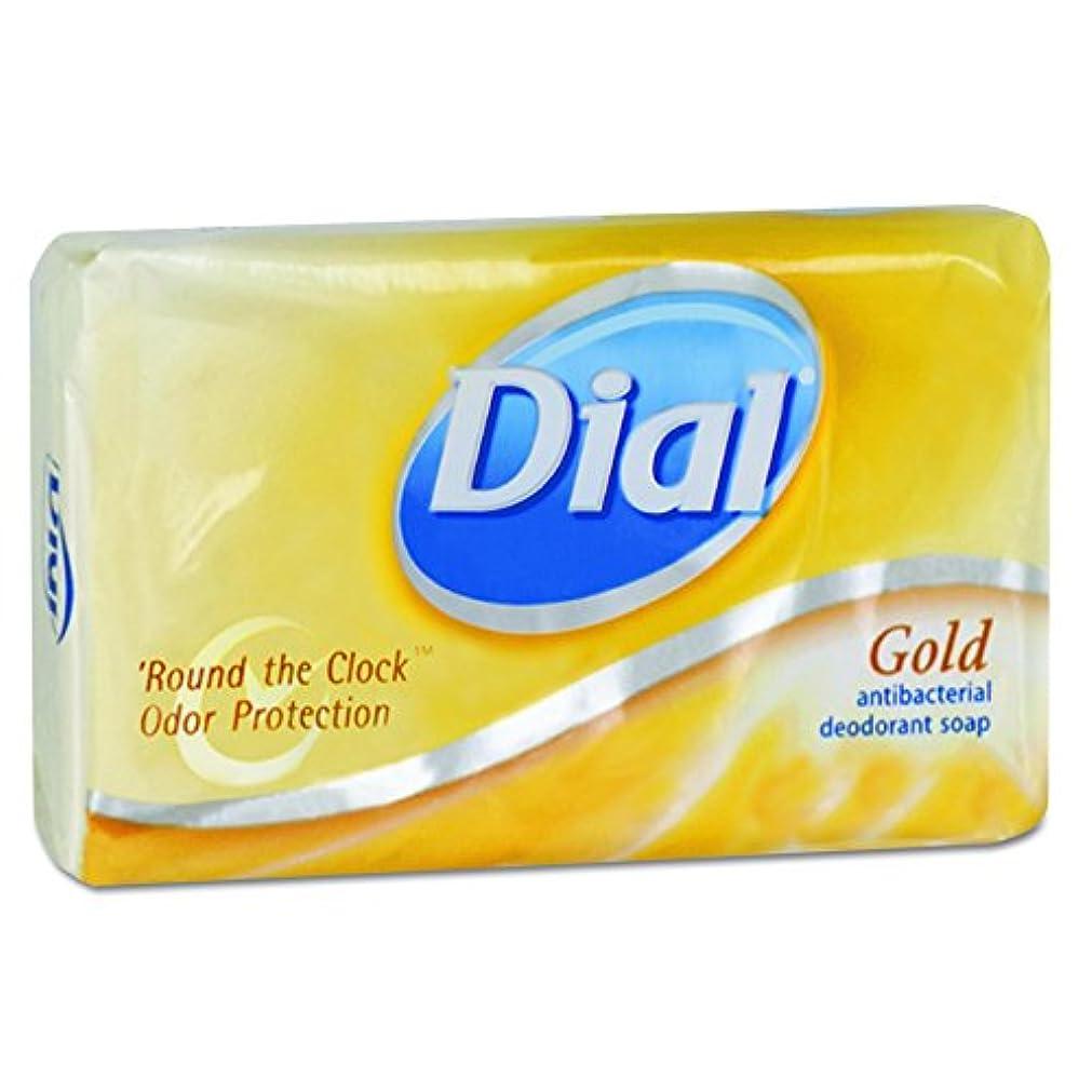 原子炉ほこりっぽいぜいたくDial 00910CT Gold Bar Soap, Fresh Bar, 3.5oz Box (Case of 72) by Dial