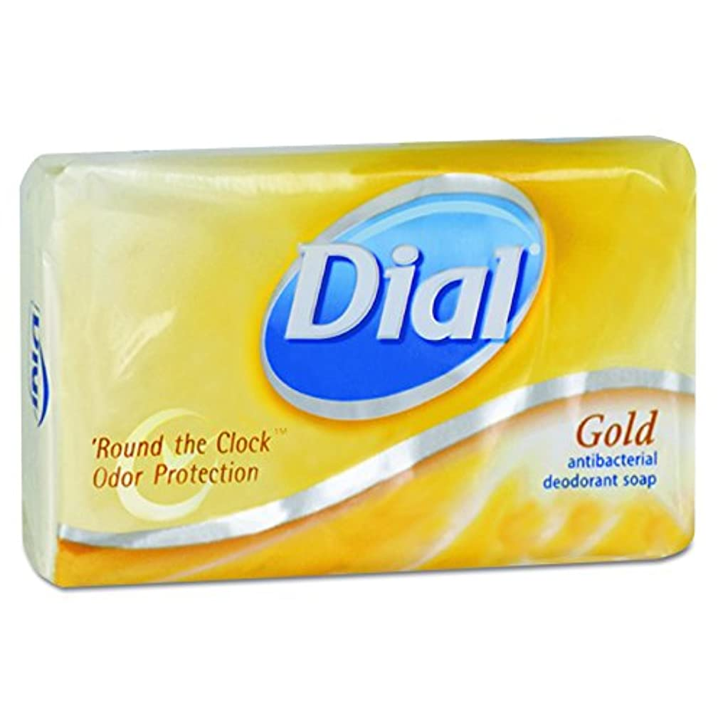 改修するクラックポット物理的なDial 00910CT Gold Bar Soap, Fresh Bar, 3.5oz Box (Case of 72) by Dial