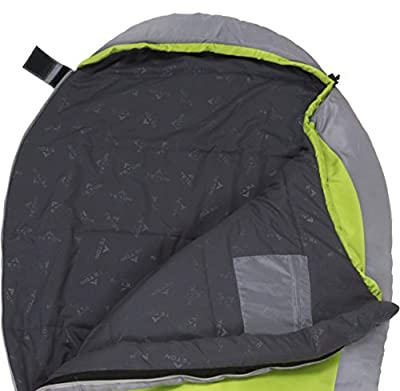 TETON Sports Trailhead +20F Ultralight Sleeping Bag Perfect for Backpacking, Hiking, and Camping
