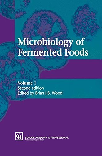 Microbiology of Fermented Foods, Volumes 1 and 2