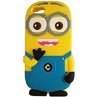 minion 可愛い iPhone7ケース 3D立体 ミニオン シリコンケース スマホケース iPhone7対応 アイフォン7ケース iPhone7ケース カバー 保護ケース