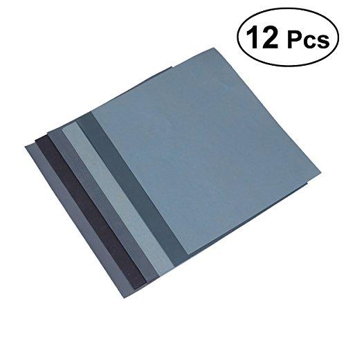紙やすり セット 研磨ペーパー 耐水ペーパー 大工道具 用品...