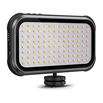 撮影用ライト TaoTronics 撮影照明用ライト 3色モード付き 卓上ライト 軽量 携帯便利 無段階調節 TT-CL021