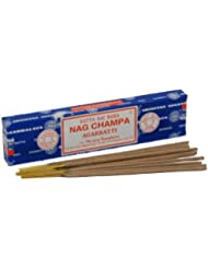 Satya Nag Champa Incense Sticks 40 grams by Satya Nag Champa [並行輸入品]