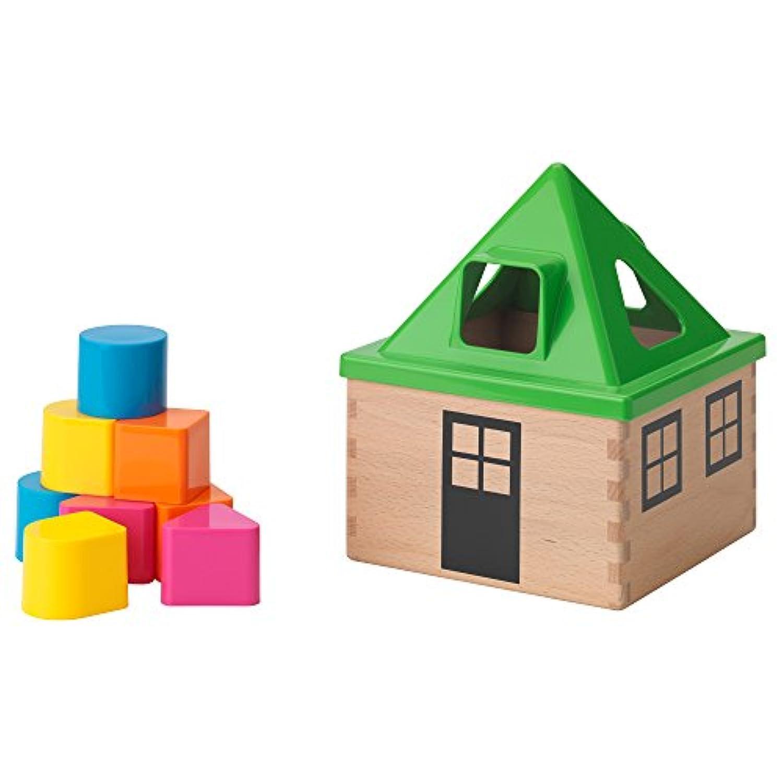 IKEA(イケア) MULA パズルボックス, マルチカラー (90294890)