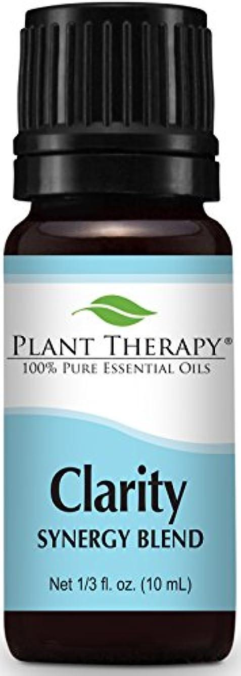 次左フローClarity Synergy. Essential Oil Blend. 10 ml (1/3 oz). 100% Pure, Undiluted, Therapeutic Grade. (Blend of: Bergamot...