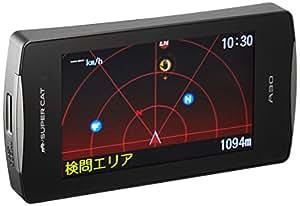 ユピテル レーダー探知機  A30 GPSデータ 13万1千件以上  小型オービス対応 OBD2接続GPS/一体型/リモコン付属