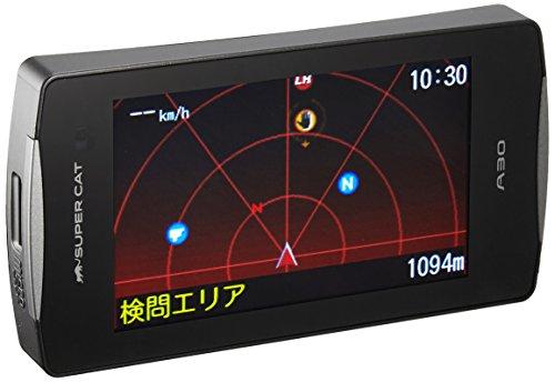 ユピテル レーダー探知機 A30 GPSデータ 13万1千件以上 小型オービス対応 OBD2接続GP...