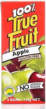 True Fruit Strips Apple 6 Bars
