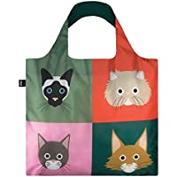 STEPHEN CHEETHAM Cats Bag: 50x42 cm