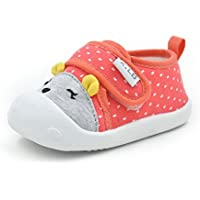 MK MATT KEELY Baby Shoes Boys Girls First Walkers Cute Animals Toddler Sneakers Prewalkers Rubber Sole