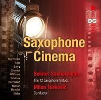 Saxophone Cinema by MILAN SELMER SAXHARMONIC / TURKOVIC (2014-06-24)