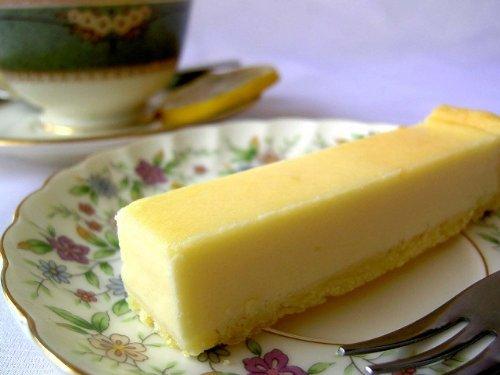 口どけチーズケーキ プレーン 5本入り×1P Operetta サワークリームの酸味が絶妙な本格濃厚ベイクドチーズケーキ