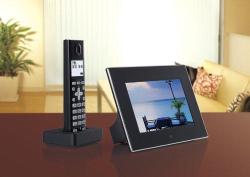 RoomClip商品情報 - シャープ デジタルコードレス電話機 子機1台タイプ ブラック系 JD-7C1CL-B