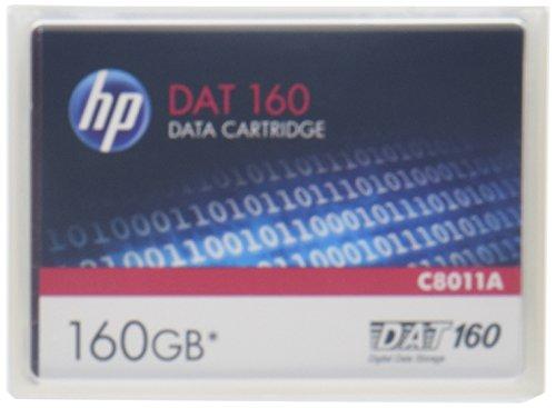 ヒューレットパッカード HP DAT160 160GB データカートリッジ C8011A