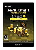 Minecraft マインコインパック 1,720 Minecoins|Xbox One|Windows 10|Nintendo Switch|オンラインコード版