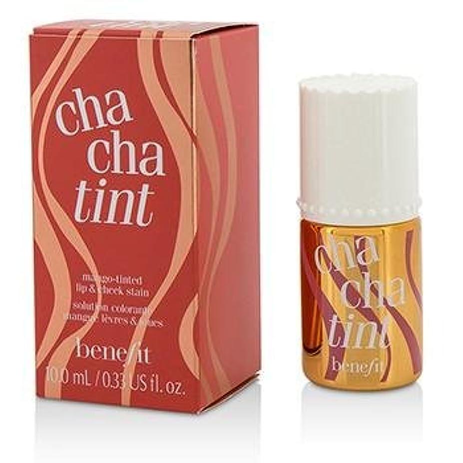 収まる勘違いするわかるベネフィット Cha Cha Tint (Mango Tinted Lip & Cheek Stain) 10ml/0.33oz並行輸入品