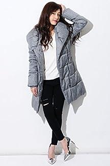 (エゴイスト) EGOIST ショールカラー中綿コート