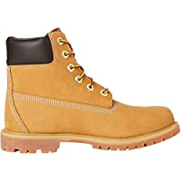 Timberland Women's 6-Inch Premium Waterproof Boots, Womens Shoes