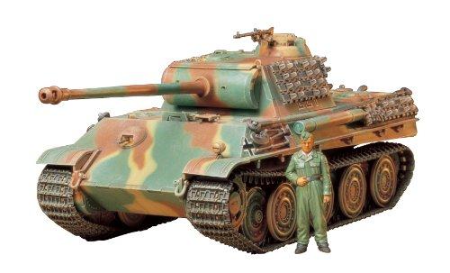 1/35 MM パンサーG型 (スチールホイル) 35174